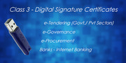 Buy Class 3 Digital Signature Certificate At Best Price