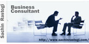Business Consultant in Delhi NCR India - Sachin Rastogi Sachin Rastogi