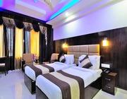 3 star hotel in Haridwar- Hotel Crystal Ganga Heights.