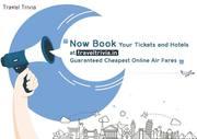 Book Flight Ticket Online