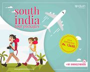 South India Tour package | Godwin holidays