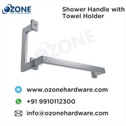 Shower Enclosure Fittings | Shower Hardware Supplier in India