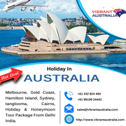Travel agency for Australia tours