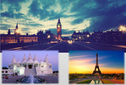 European Group Tours Travel Packages for Jain from India