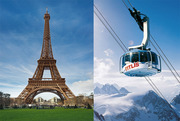 Paris Switzerland Group Tours Travel Packages for Jain from India