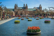 Amsterdam Paris Switzerland Group Tours Packages for Jain from India