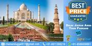 Golden Triangle Delhi Agra Jaipur Tour Package