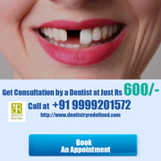 Book a Routine Dental Check up with a Best Dentist in Delhi