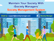 Maintain Your Society With iSociety Managers Society Management System
