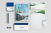 Visual Identity Design Services in Noida – BrandBorn