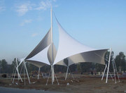 Tensile Membrane Structure in Delhi