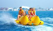Banana Ride Activity in Andaman