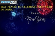 Best Places to Celebrate New Year in India | New Year Tour Packages