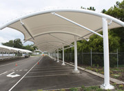 Car Parking Tensile Structure in Delhi