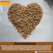 Dastoor Rice manufacturer in India