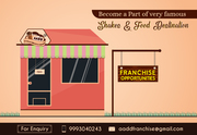 Franchise Opportunity in Delhi for Shake & Food