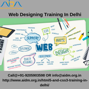 web designing training in Delhi| Get placed in MNCs