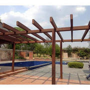Wooden Pergola Dealer In Delhi