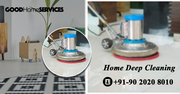 Home Deep Cleaning Services in Delhi Ncr at Best Price