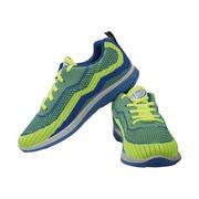 Buy Vostro Dora Blue Sports Shoe for Women