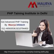 PHP Taining Institute in Delhi