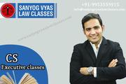 Top CS Executive classes coaching institute in Delhi