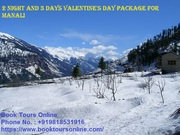 Manali Packages For Couples | Valentines Surprise in Manali