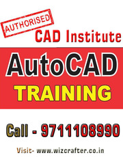 Best AutoCAD Institute in Delhi - AutoCAD Essential Live Projects Trai
