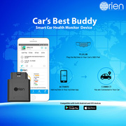 myOrien-GPS Tracking Device for Car