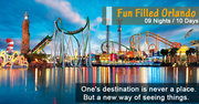 Orlando Holiday Packages from Delhi India