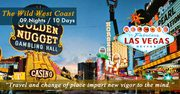 West Coast USA Holiday Packages from Delhi India