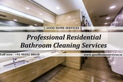 Professional Residential Bathroom Cleaning Services in Delhi NCR
