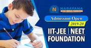 Admission and scholarship test at NarayanaIIT Punjabibagh