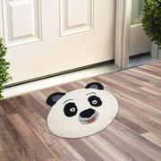 HabereIndia door mats-Panda door mat
