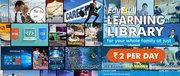 Signup On Edubull for online learning platform