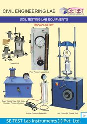 Civil Engineering Lab Equipment Manufacturers, Suppliers, Exporters