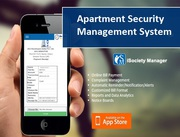 iSociety Manager- Apartment Security Management System