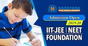 Narayana Pitampura, a prominent  Coaching institute of JEE and NEET.