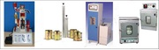 Civil engineering testing equipments manufacturers in india