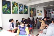 PEARL coaching at raghuvansham school of modern art
