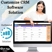 Customize CRM Software Solution | Featured CRM Software | Vert-Age