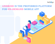 An Android App Development Company,  Delivering Value | Techugo