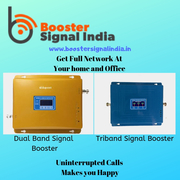 Best Device for Bad Signal Solution Is Mobile Signal Booster in Delhi