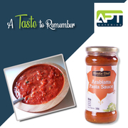 Minutes Chef- Arabitta Pasta Sauce