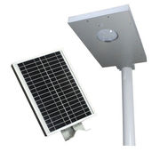 Integrated solar street light in delhi
