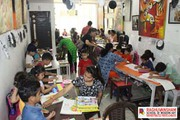 drawing classes at raghuvansham school of modern art