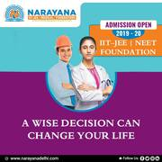 Have a bright future in Narayana by attending (2019-2020) Admissions