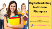 Digital Marketing Institute in Pitampura