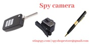 Buy latest spy hidden cameras online at best price