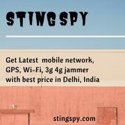 Buy 3g 4g signal jammer at best price in Delhi India